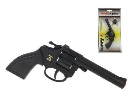 "Kapslovka Jerry 19 cm ""8"" (pistol na kapsle)"