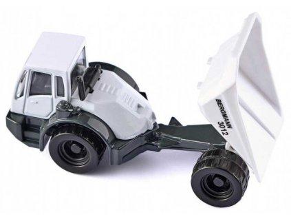 SIKU Stroje stavební set 2ks míchačka + nákladní auto kov 1692
