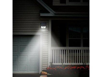 Solární LED světlo se senzorem pohybu