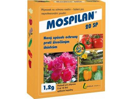 20 SP, insekticid proti živočišným škůdcům, 1,2 g