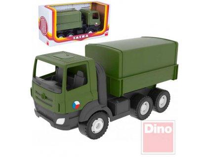 DINO Tatra vojenské nákladní auto Phoenix army na písek 30cm plastové