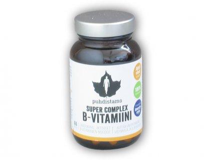 Super Complex B-Vitamiini 60 kapslí