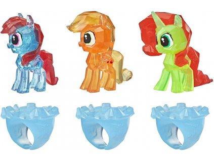 HASBRO MLP Poník prstýnek v drahokamu My Little Pony s překvapením