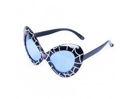 Brýle karnevalové - pavoučí žena