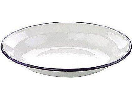Hluboký talíř smaltovaný 24 cm