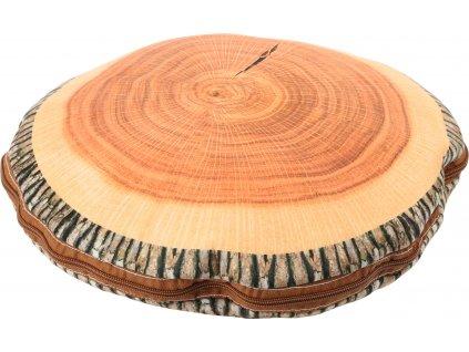 Small Foot Plyšová deka kmen stromu