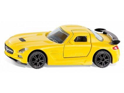 SIKU Blister - Mercedes-AMG SLS Black Series
