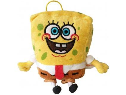 PLYŠ Postavička Spongebob 20cm s poutkem *PLYŠOVÉ HRAČKY*
