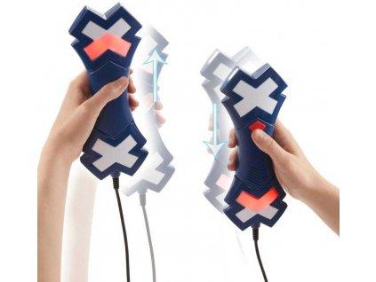 MATTEL Hra Crossed Signals elektronická na baterie Světlo Zvuk
