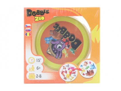 Dobble ZOO TV 15.10 - 31.12.2021