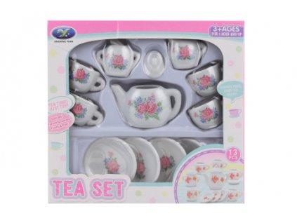 Čajový servis porcelánový