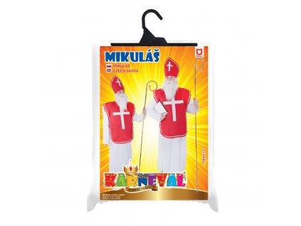 Mikulášský kostým pro dospělé