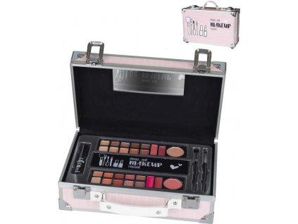 Beauty Travel Mate kovový kufřík kosmetický dětská kosmetika