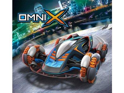 NIKKO RC Auto OMNIX na vysílačku 2,4GHz driftovací na baterie USB