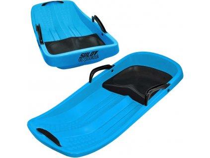 SULOV Extreme Boby dětské Šampion modré se sedátkem a popruhem