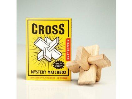 Kouzelné Matchbox dřevěné hlavolamy