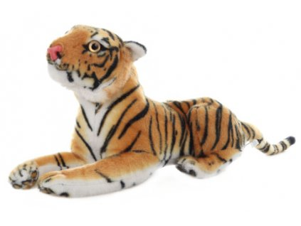 Plyš Tygr hnědý 29 cm