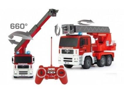 RC hasiči MAN 1/20 TGS 41.440  + Nanopodložka, loupač, nebo desinfekce