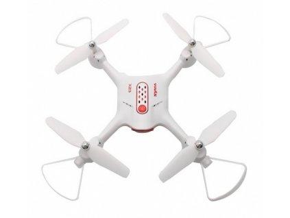 Syma X23 2.4GHz - Bílý dron pro začátečníky  + Nanopodložka, propiska, nebo desinfekce