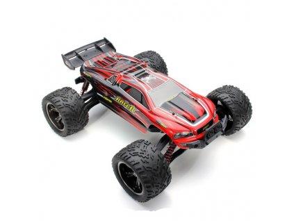 Truggy 1/12, 2WD, 38km/h, 2,4Ghz - červená  + Dárek zdarma