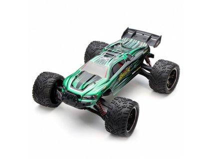Truggy 1/12, 2WD, 38km/h, 2,4Ghz - zelená  + Nanopodložka, loupač, nebo desinfekce