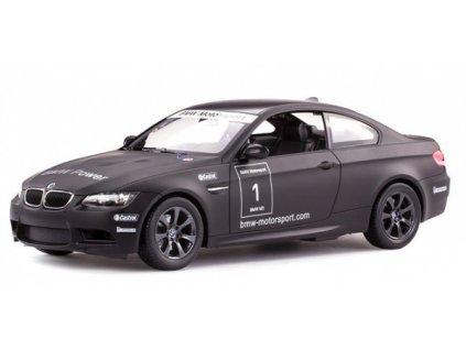 BMW M3 1:14 RTR - černé  + Nanopodložka nebo propiska