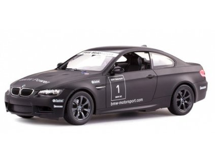 BMW M3 1:14 RTR - černé  + Dárek zdarma