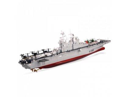 Vojenská loď USS Wasp LHD-1 - 1/350  + Dárek zdarma