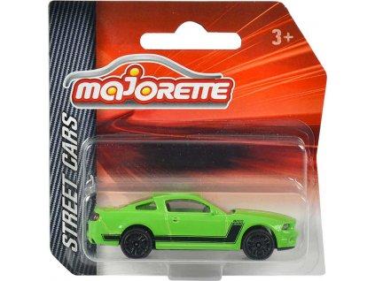 MAJORETTE Auto 7,5cm Street Cars kovové 1:64 volný chod 18 druhů