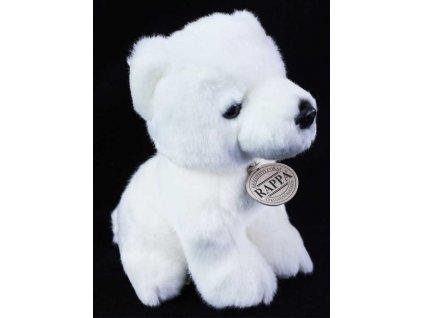 PLYŠ Medvěd lední / hnědý 18cm 2 barvy *PLYŠOVÉ HRAČKY*