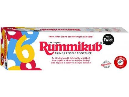 PIATNIK Hra Rummikub Twist *SPOLEČENSKÉ HRY*