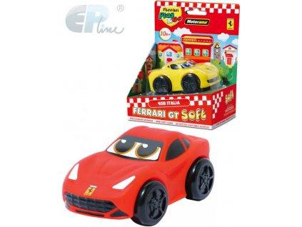 EP Line Baby měkké autíčko Ferrari GT pro miminko 4 druhy 2 barvy