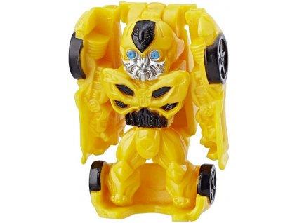 HASBRO Transformers Bumblebee mini 4cm Tiny Turbo Changer Movie auto robot