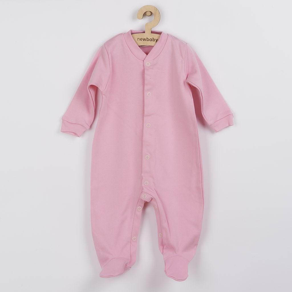 Kojenecký overal New Baby Classic II Varianta: růžová/56 (0-3m)