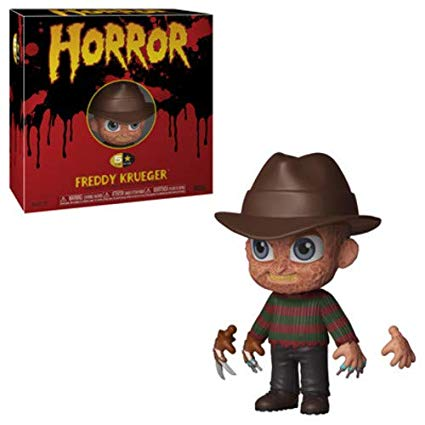 Dudlu 5 Star: Horror: Freddy Krueger