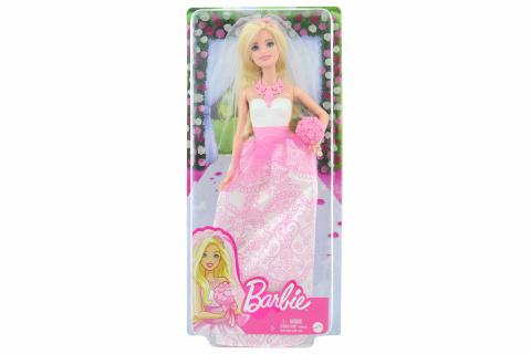 Dudlu Barbie nevěsta CFF37