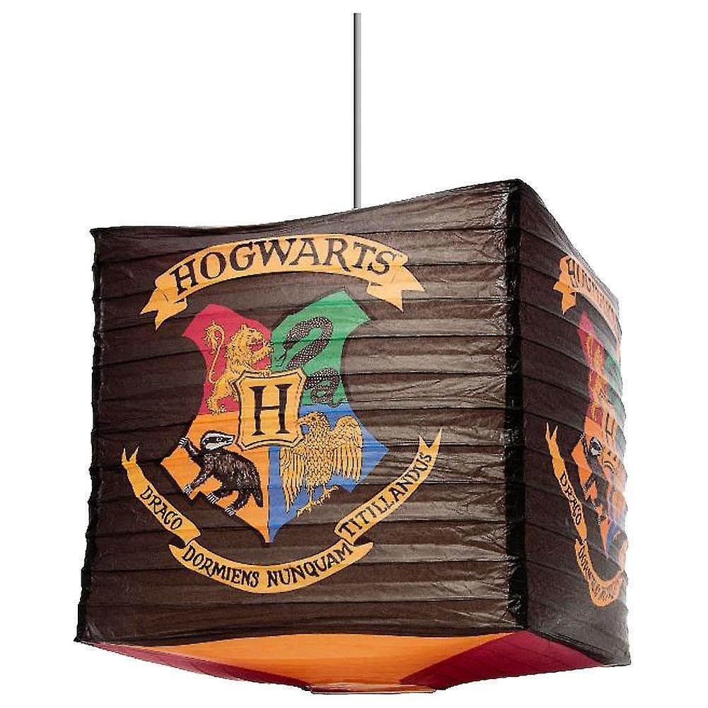 Dudlu Stínidlo na lampu - Harry Potter Hogwarts