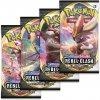 ADC HRA Karty doplňkové TCG Pokémon Rebel Clash Booster set 10 karet v sáčku