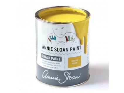 English Yellow tin sq