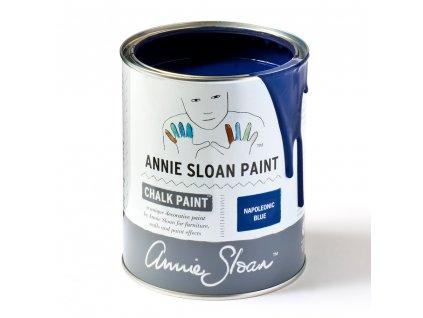 Napoleonic Blue tin sq