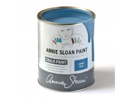Greek Blue tin sq