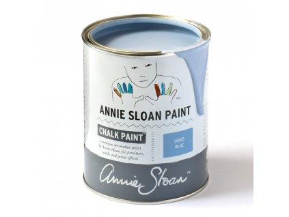 Louis Blue tin sq