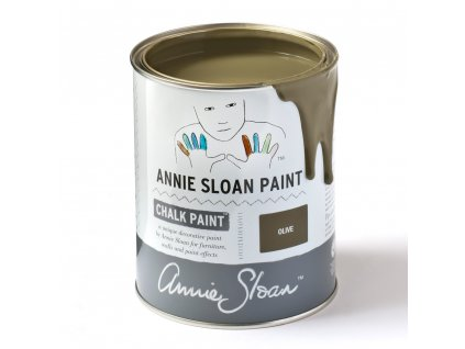 Olive tin sq