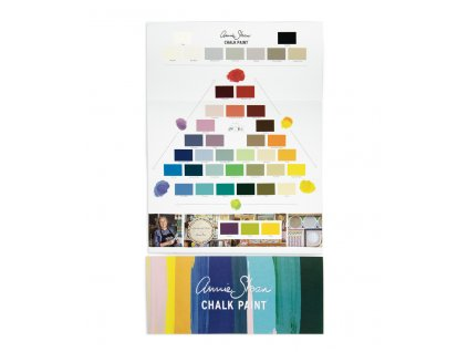 Chalk Paint Colour Card 2