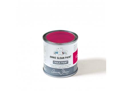 Capri Pink Chalk Paint TM 120ml tin sqaure