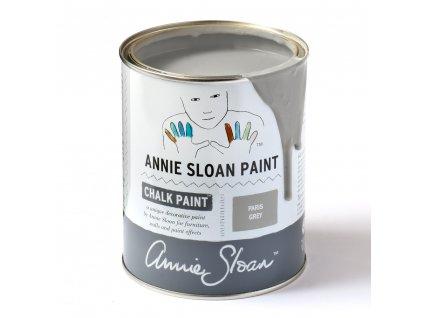 Paris Grey tin sq