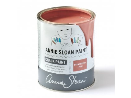 Scandinavian Pink tin sq