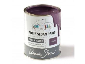 Rodmell Annie Sloan With Charleston tin sq