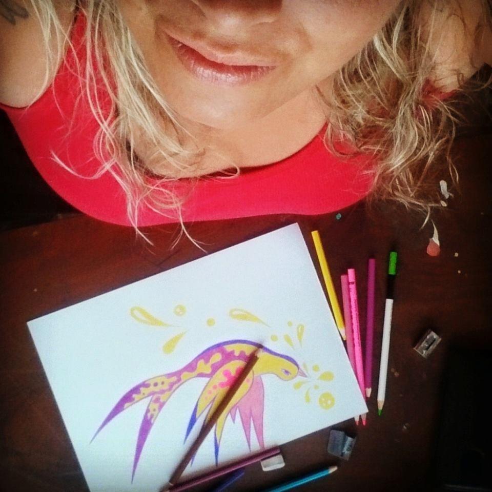Básnička - To moje malování