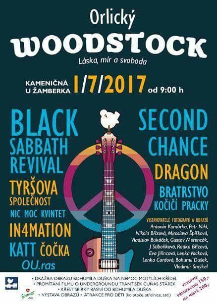 Orlický Woodstock 2017
